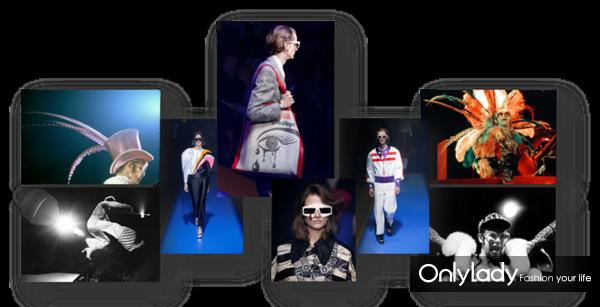 Gucci2018春夏艾尔顿约翰EltonJohn特别系列